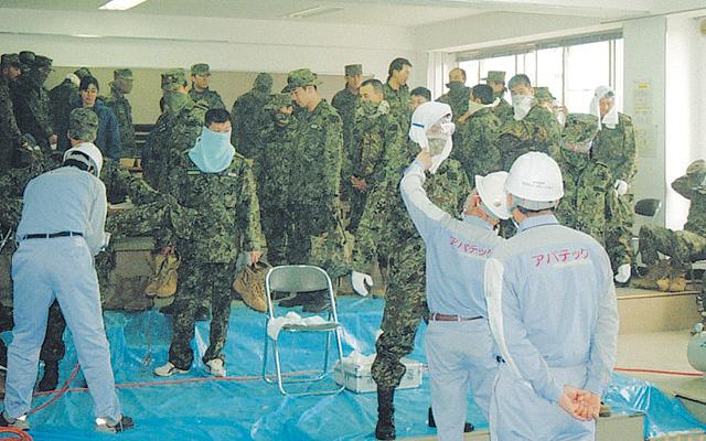 航空自衛隊・インドネシア派遣医療チーム